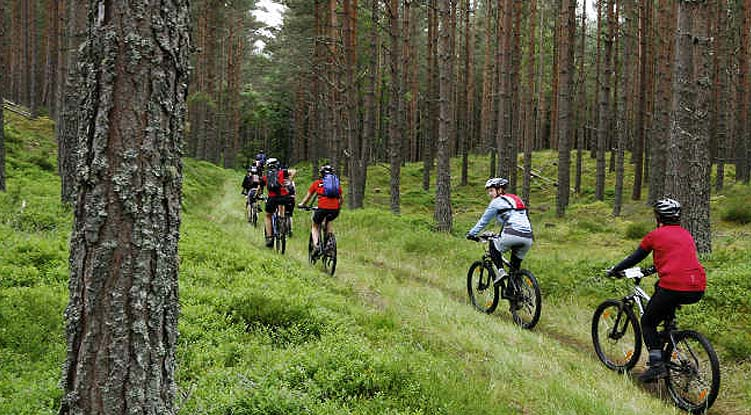 Mountain Bike Adventure Tour
