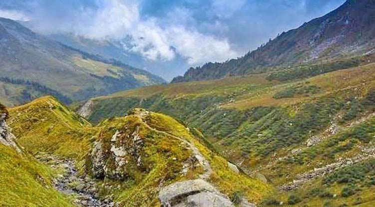 Manali to Bir Trek